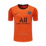 Camiseta Paris Saint-Germain Portero 2020-2021 Naranja